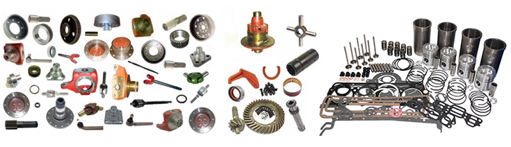 Garden Tractor Accessories India | Tractor Agriculture Spares Parts