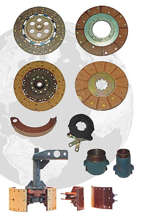 Clutch & Brake Parts