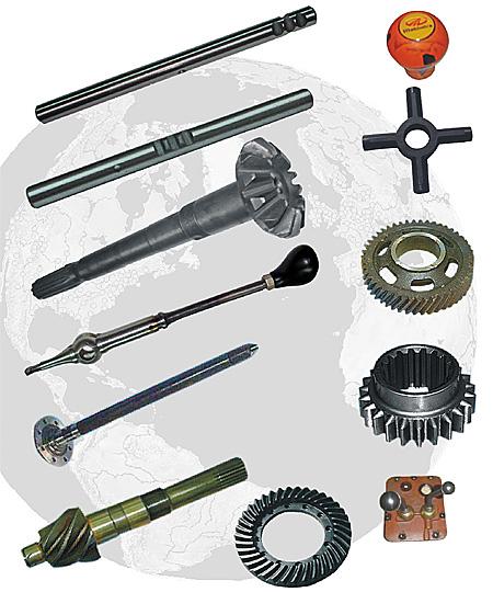 Gear & Gear Box Parts