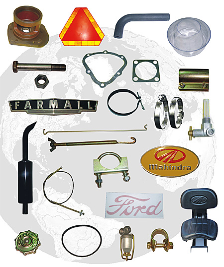 Chasis & Sheet Metal Parts
