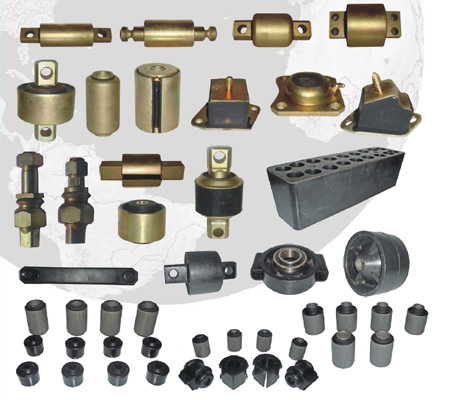 Trailor & Rubber Parts